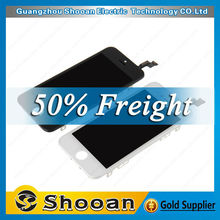 china mobile phone spare parts for iphone 5s,chinese for iphone 5s screen,for iphone 5s lcd assembly