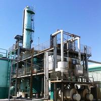 KOREAN PATENT waste motor oil recycling machine