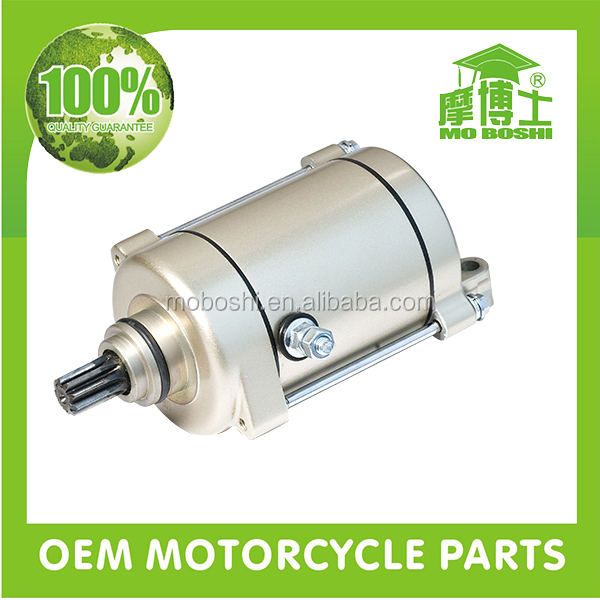 Cg125 Motorcycle Spare Parts Dc Motor Starters From