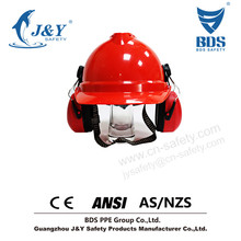 2015 Luxury style new winter anti-fog helmet ABS With Protective Glasses Hard Hat with Fas-Trac Suspension