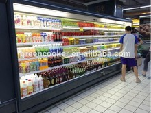 Refrigerador abierto, refrigerador abierto Multideck, especialistas en mobiliario comercial
