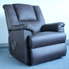 noble design lift recliner leisure chair with 8 vibration massage and swivel rocking recliner