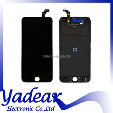 Yadear China mobile phone screen display for iphone 6 replacement digitizer