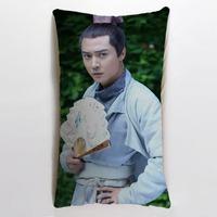 High quality 3D custom Star Idol printing dakimakuar TV Drama The Journey of Flower body pillow Zhang Danfeng DS1092