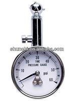 Street Tire Pressure Gauge