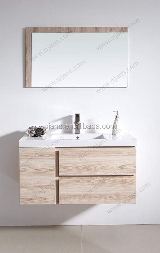 Mdf 900mm hot sale waterproof bathroom wall cabinet buy for Waterproof bathroom cabinets