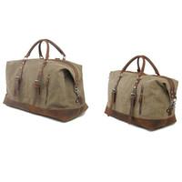 861 XL Top Selling Retro Heavy Duty Canvas Men's Travel Bag Duffel Bag for Outdoor