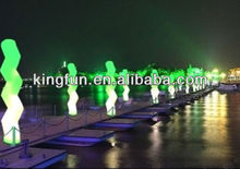 Glow stick/inflatable lighting decoration for wedding favor