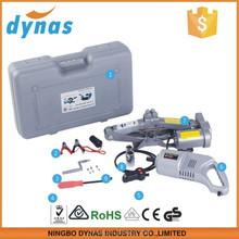 horizontal hydraulic luxury 2T 3T car SUV generic electric hydraulic car jack and wrench