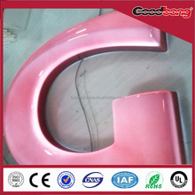 Energy Saving China supply acrylic channel letters