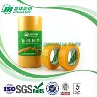 RICE PAPER MASKING TAPE UV resist fine line masking tape manufacturer