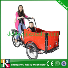 Three Wheel Pedal Cargo Tricycle truck cargo tricycle for sale