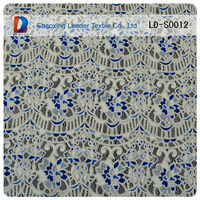 fabric wholesale lace lace fabric stores in china polyester cotton burn out lace fabric hot selling