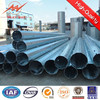 galvanized concrete wooded steel electric pole manufacuter