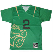 Custom Big Size Men Soccer Jersey Made In China