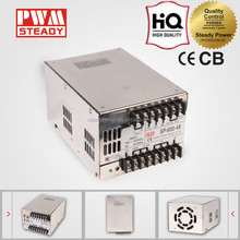SP-600-12 SP Series 600W 12V 50A PFC functional industrial power supply