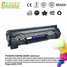 Compatible for hp 1132 Toner Cartridge Laser Printer Toner FOR USE IN HP P1005/P1006/1500 (PTCB435/CB436/CE285 universal)