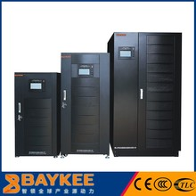 Baykee Low Frequency 3 phase 12v 100ah dry cell battery ups for home appliances