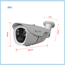 High Quality!! 2.0MP H.264 POE Real time Wifi ONVIF wireless outdoor cctv camera pen best video surveillance cameras