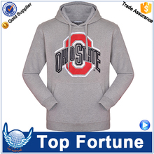 customized wholesale plain zip hoodies
