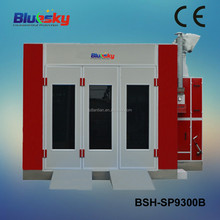 BSH-SP9300B good quality spray booth heater/ovens denting cars/automatic spray paint machine
