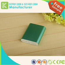 Professional customize big capacity power bank green energy products