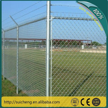 Popular Chain-Link Fence / Gates Prices For Sports (Factory)