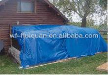 pe tarpaulin car truck outdoor covering