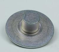Speaker part T-yoke dia 85mm for customization zinc-plated multi-colored Cr3+
