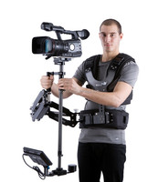 WONDLAN Leopard III Dual Arm Pro Camera Steadicam Video Carbon Steadycam Steadicam Stabilizer
