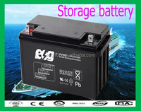 Good price 12v65AH valve regulated battery for radio communication system