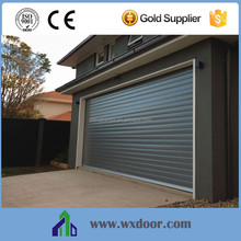 Classic design garage automatic rolling door