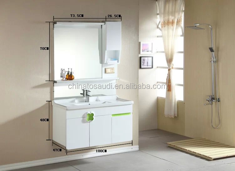 Hot Sale Modern Bathroom Vanity/bathroom Furniture/bathroom Cabinet