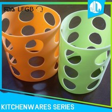 China supplies new design silicone cup sleeve