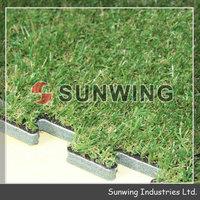 PP installation grass,PE interlocking grass