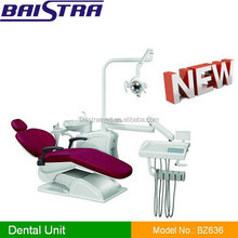 Dental hospital used electric portable dental chair unit BZ636