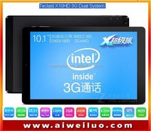 Newest 10.1 Inch Teclast X10HD 3G Dual System Z3736F 2.16GHz Tablet PC Android4.4+Windows8.1 2560x1600 Air Retina 2GB DDR3L 64GB