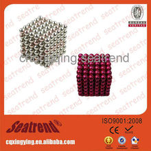 Customized N35-N52(M,H,SH,UH,EH) permanent neodymium sphere magnet