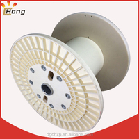 plastic cable drum for wire production