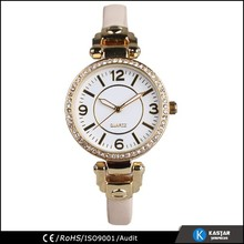 quartz lady watch women, mini strap watch