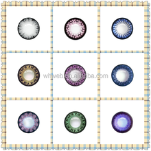 2015 New design Coloured Contact Lens Manufacturer