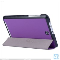 "Tri-Fold Ultra Slim Leather Case Cover for Acer Iconia Tab 8 W W1-810 8"" Tablet, 8inch laptop leather case"