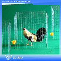 Metal Chinchilla Cage Second Hand Layer Poultry Cages For Laying Hens