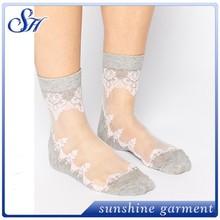 floral sheer dreamgirls in socks