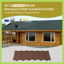 Decorative Color Steel Roof Sheets/Decorative Shingles Asphalt