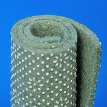 Dot Style and Needle Punched Nonwoven Felt Printed Fabric for Carpet