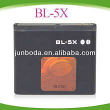 for nokia BL-5X phone battery