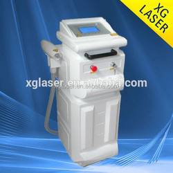 2015 High energy nd yag laser for tattoo removal, pigment removal / tattoo removal machine price