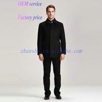 Wholesale Latest Design Mens winter hot sale wool jackets