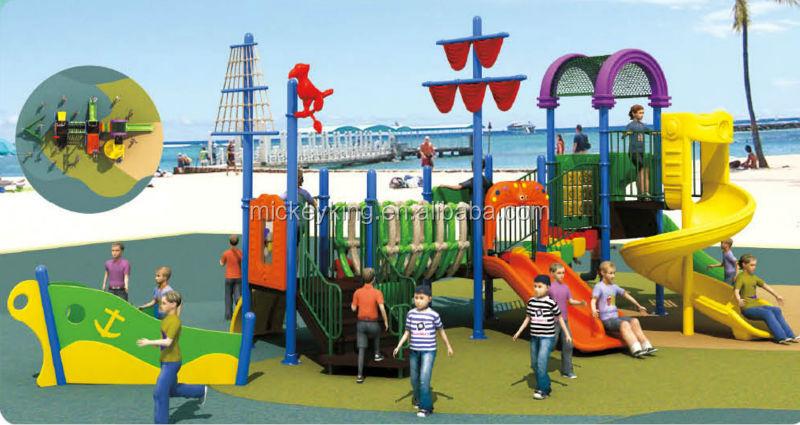 Portable Playground Equipment : Jmq p a kindergarten playground equipment beach